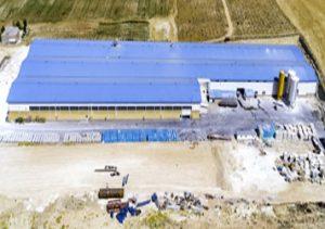 کارخانه پانل صنعت فارس