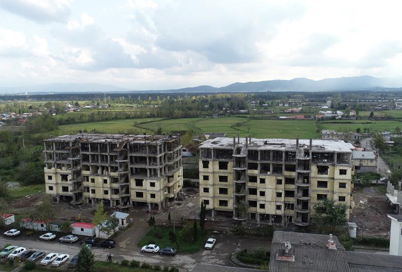 پروژه مسکونی 160 واحدی لاکان شهر گلستان